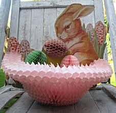 Easter Decorations With Tissue Paper by 110 Best Honeycomb Love Images On Pinterest Honeycombs
