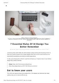 design expert 7 1 6 7 essential rules of ui design you better remember 1 638 jpg cb 1498709650