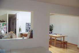 entre cuisine ouverture entre cuisine et salon idées décoration intérieure