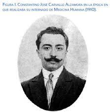 biografia julio c tello resumen constantino j carvallo alzamora primer presidente de la sociedad