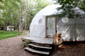 tiny house rental new york unique dome caravan and tiny house rental for a group vacation in