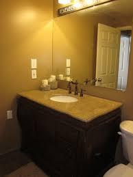 basement bathroom lighting basement gallery