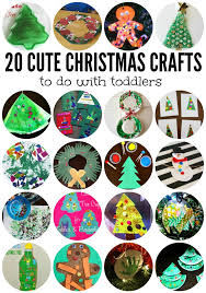 Holiday Crafts For Toddlers - 20 cute christmas crafts for toddlers christmas tree craft and