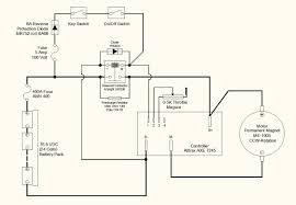 wiring schematic doubts creeping in electric motorcycle conversion