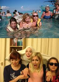 Stingray Meme - stingray photobomb recreation of the day the daily what daily