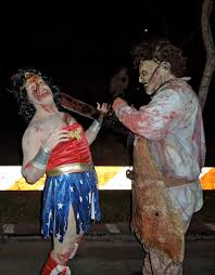 Hollywood Halloween Party Ideas Scary Couples Halloween Costumes Halloween Halloweencostumes