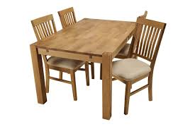 royal oak small dining table u0026 4 dining chairs small dining sets