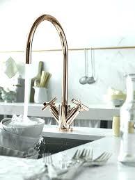 moen copper kitchen faucet copper kitchen faucet philwatershed org