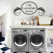 home decor picture more detailed picture about new 2015 laundry new 2015 laundry vinyl wall decal housewife housekeeper laundry mural wall sticker laundry room hotel home