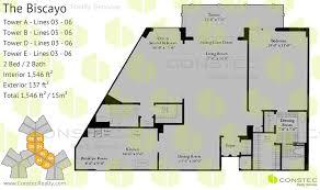 interior floor plans towers of key biscayne floor plans