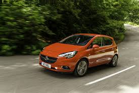 vauxhall colorado new opel vauxhall corsa revealed with adam inspired design