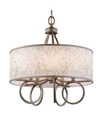 Murray Feiss Light Murray Feiss F3006 5 Parchment Park 20 Inch Wide 5 Light Large