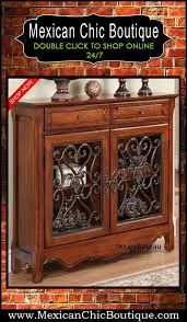 powell scroll console table mexican decorations home decorating accessories mexican
