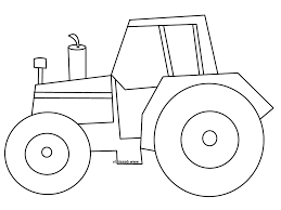 simple tractor drawing cartoon drawing tips draw with rich