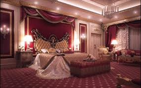 bedroom spacious romantic ideas decorated with canopy bed and for