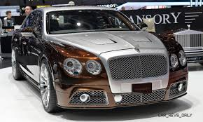 mansory cars 2015 bentley flying spur by mansory