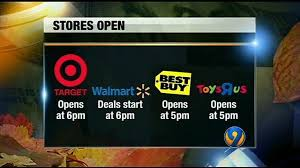 list of stores open on thanksgiving or black friday wsoc tv