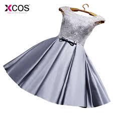 aliexpress com buy xcos homecoming dress cheap red a line mini