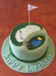 14 birthday images golf cakes birthday ideas