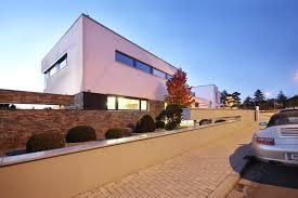 architektur wiesbaden architektenportal architektenhaus wiesbaden am hang