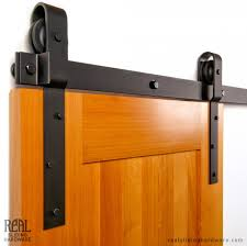 Barn Door Slider Hardware by Heavy Duty Industrial Flat Track Hardware 800lb Barn Doors