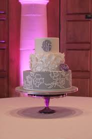 wedding cake lavender lavender grey wedding cake just the frosting
