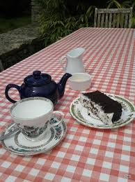 delicious chocolate guinness cake picture of the walled garden