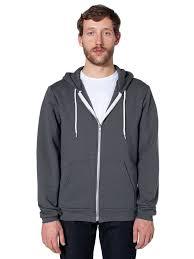How To Design Your Own Hoodie At Home American Apparel Men U0027s Unisex Flex Fleece Zip Hoodie At Amazon