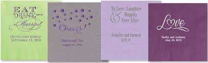 personalized wedding gift bags affordable personalized napkins gift bags favor boxes and