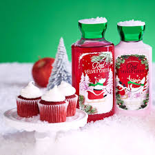 this red velvet fragrance collection will make you smell like a
