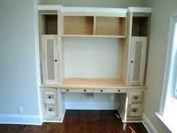 Small Built In Desk Built In Office Desk Built In Desk Plan Brilliant Built In Office