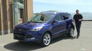 ford crossover escape 2013 ford escape review youtube