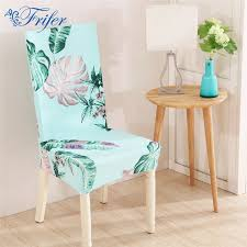 turquoise chair slipcover universal home dining chair cover spandex removable slipcovers