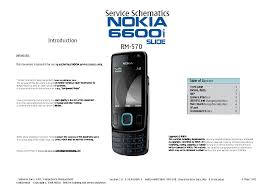 nokia 7020 rm 497 l1 2 service manual free download schematics