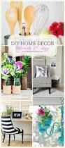 diy projects for home decor pinterest makeover your house with 20 diy home decor projects hello little