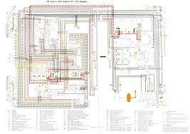 vw type 2 alternator wiring diagram wiring diagrams
