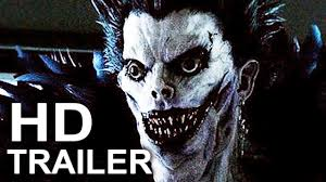 Death Note Halloween Costume Death Note Trailer 2 Comic 2017 2017 Movie Hd