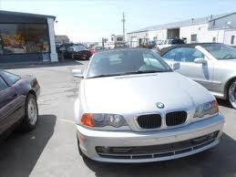 2001 bmw 3 series convertible for sale 172 used cars from 2 995