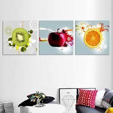toile de cuisine nouveau 3 pcs toile cuisine mur jus de fruits cuisine