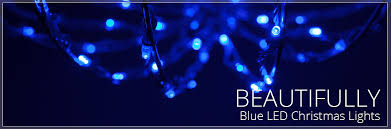 blue christmas lights blue christmas lights