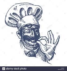 Kitchen Logo Design Merry Cook Vector Logo Design Template Kitchen Or Restaurant Icon