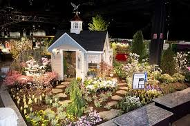 Tiny Homes Show Flower Show Tiny House New England Home Magazine