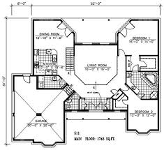 House With 2 Master Bedrooms 18 House Plans Two Master Suites One Story Florida Style