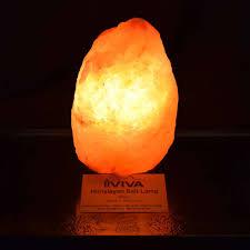 Himalayan Salt Lamp Himalayan Salt Lamps Iviva