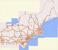 Map Northeast Usa by North America Maps Premium Download Openmtbmap Org