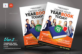 yearbook sale yearbook sale flyer templates by kinzi21 graphicriver