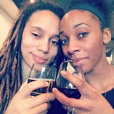 Lesbian Brittney Griner  No More Relationships with Women     Proud Lesbian Brittney Griner  No More Relationships with Women  Boyfriend Girlfriend Rumors After Annulled Marriage