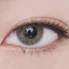 buy geo chic grey prescription coloured contacts eyecandys