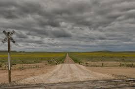 Oklahoma landscapes images Oklahoma dirt road tau zero jpg