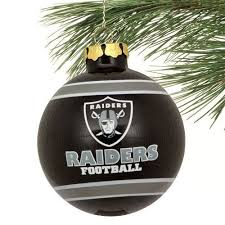 raiders ornaments 28 images oakland raiders team glass helmet